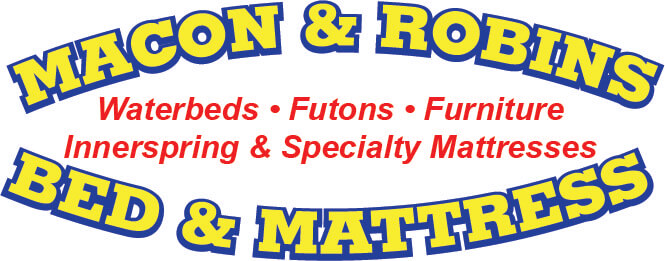 Macon Bed & Mattress Logo